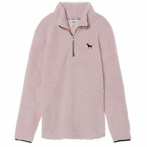 Victoria's Secret PINK SHERPA SIZE S